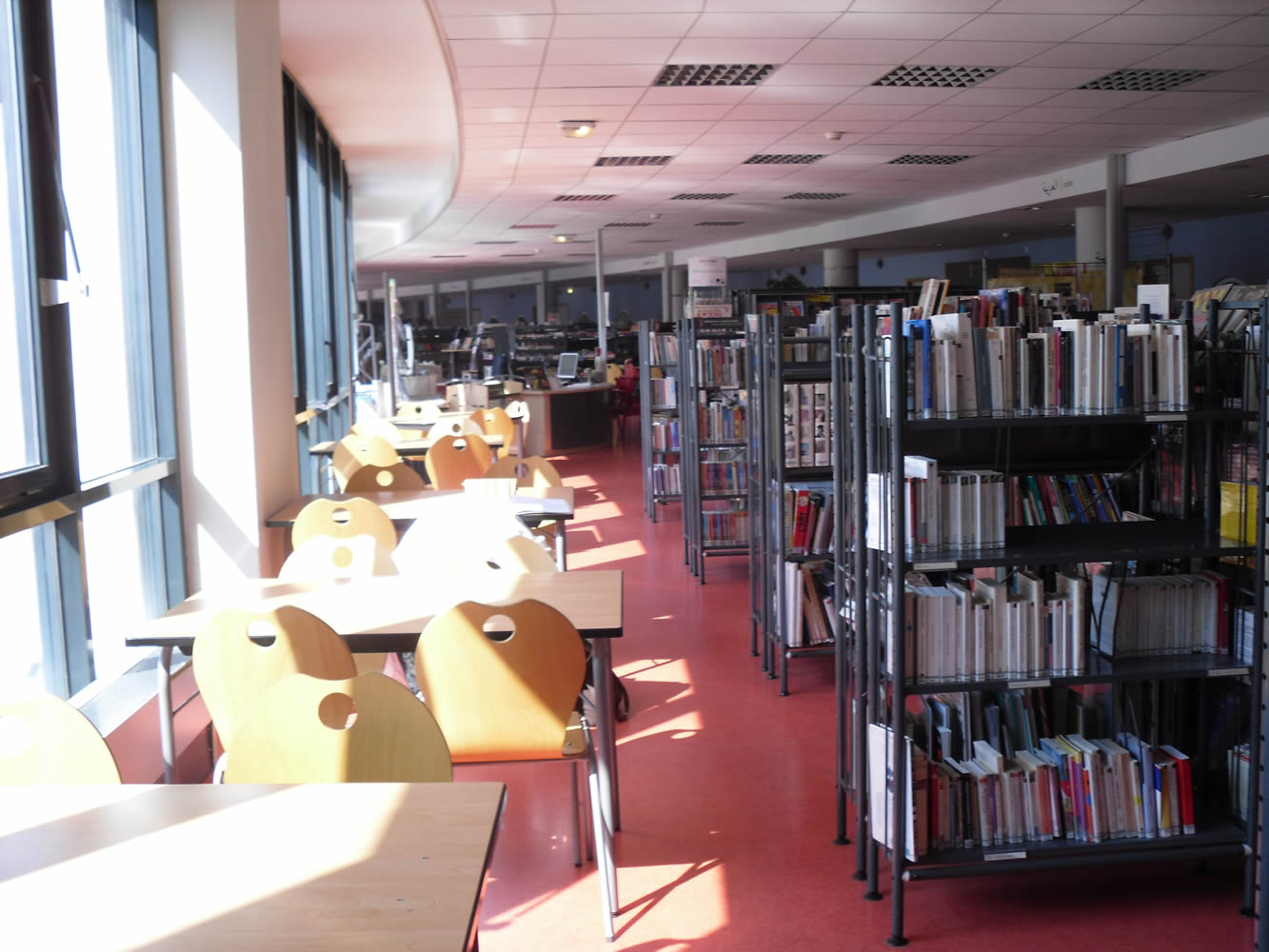 The School Environment — The American School of Grenoble